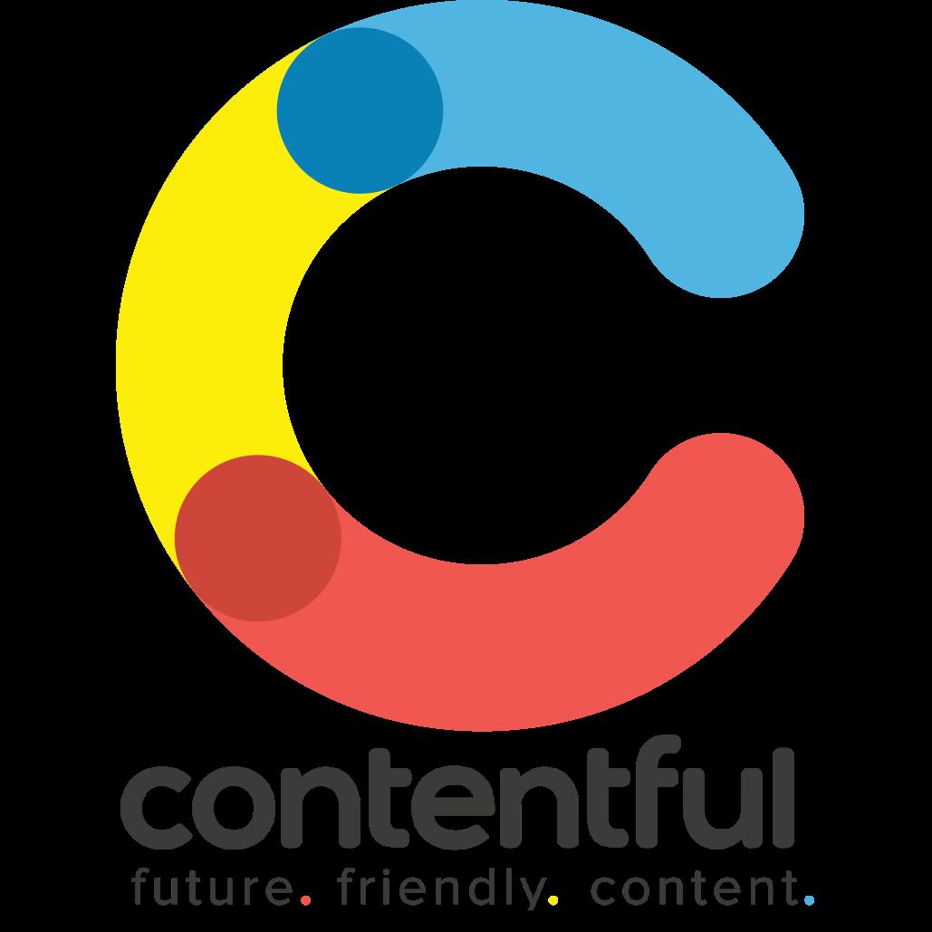 Contentful headless CMS logo